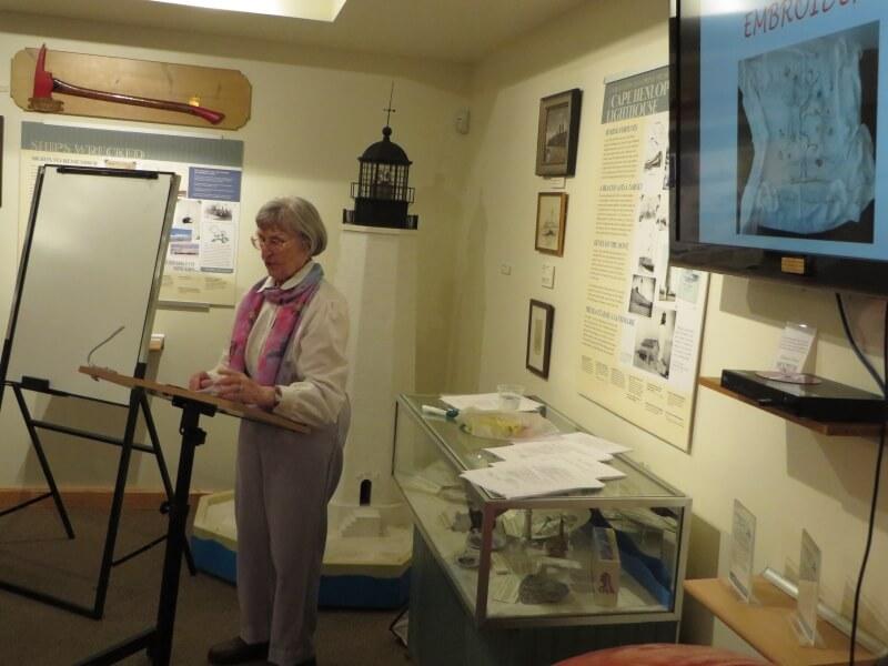 Rehoboth Beach Historical Society Workshop