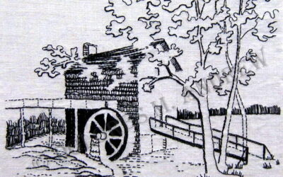Old Georgia Mill